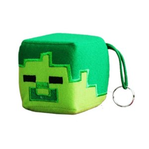 Chaveiro do Jogo Minecraft - Zombie