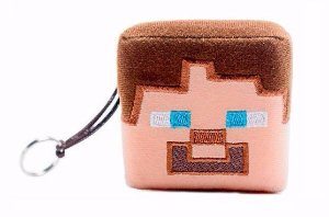 Chaveiro do Jogo Minecraft - Steve