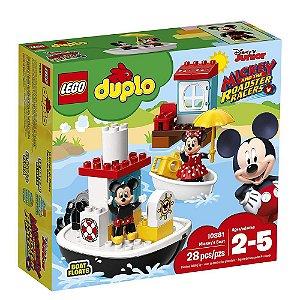 LEGO DUPLO - O Barco Do Mickey 10881