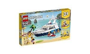 LEGO Creator - Modelo 3 em 1: Um Belo Dia de Praia 31083