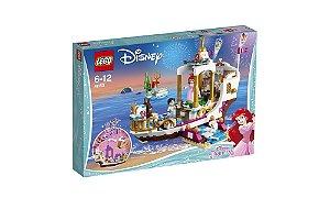 LEGO Disney - Barco De Celebração Real Da Ariel 41153