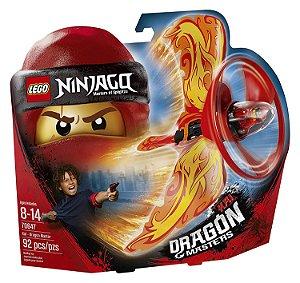 LEGO Ninjago - Kai Dragon Master 70647