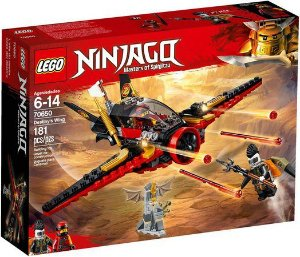 LEGO Ninjago - Asa Do Destino 70650