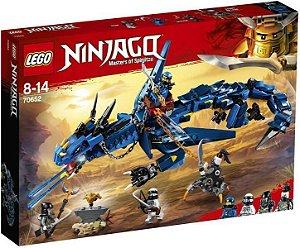 LEGO Ninjago - Dragão De Tempestade 70652