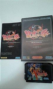 Game Mega Drive - Art Of Fighting