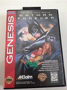 Game para Mega Drive - Batman Forever