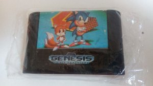 Game para Mega Drive - Sonic 2 Genesis