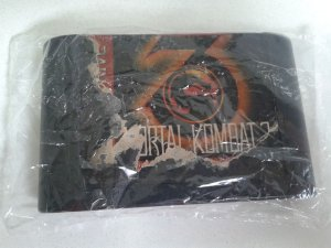 Game para Mega Drive - Mortal Kombat 3