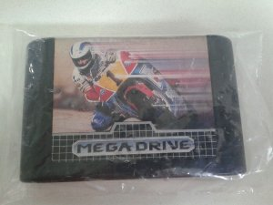 Game para Mega Drive - Super Hang-on