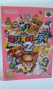 Game Para Nintendo 64 - Mario Party 2 Completo NTSC-J