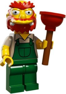 Lego Minifigures 71009 - The Simpsons Serie 2 #13