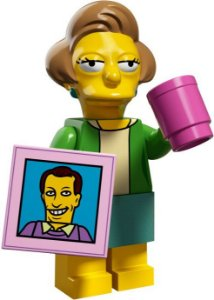 Lego Minifigures 71009 - The Simpsons Serie 2 #14