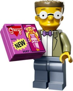 Lego Minifigures 71009 - The Simpsons Serie 2 #15