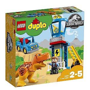 Lego Duplo - Torre do T-Rex 10880
