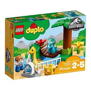 Lego Duplo - Zoológico de Gigantes Mansos 10879