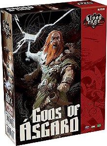 Jogo Blood Rage - Expansão Deuses de Ásgard