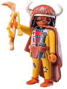 Playmobil 9146 - Figuras Surpresas Serie 11 Masculino #6
