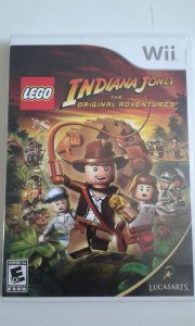 Game Nintendo Wii - Indiana Jones The Original Adventure NTSC/US