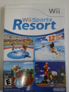 Game Nintendo Wii - Wii Sports Resort NTSC/US