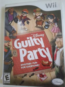 Game Nintendo Wii - Guilty Party NTSC/US