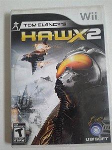 Game Nintendo Wii - Tom Clancy's H.A.W.X 2 NTSC/US
