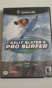 Game para GameCube - Kelly Slater's Pro Surfer NTSC/US
