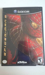 Game para GameCube - Spider-man 2 NTSC/US