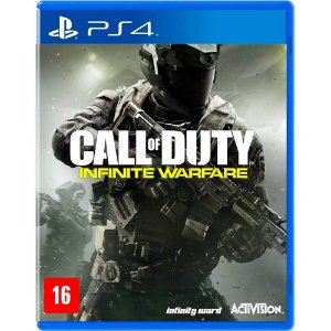 Game - Call Of Duty: Infinite Warfare PS4