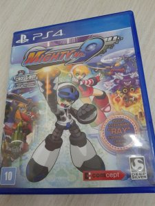 Game Para PS4 - Mighty No. 9