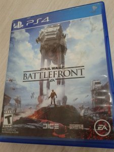 Game Para PS4 - Star Wars Battlefront