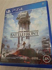 Game Para PS4 - Star Wars Battlefront