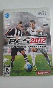 Game Nintendo Wii - PES 2012 Pro Evolution Soccer  NTSC/US