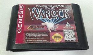 Game para Mega Drive -  Warlock