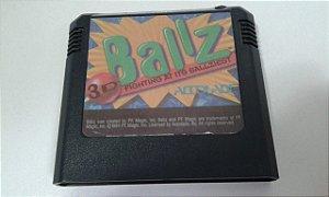 Game para Mega Drive - Ballz