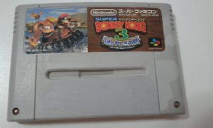 Game Para SNES / SFC - Donkey Kong Country 3