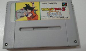 Game Para SNES / SFC - Dragon Ball Z Legend Of The Super Saiyan
