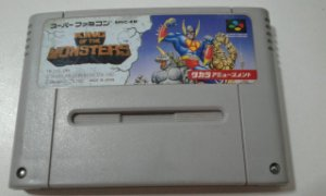 Game Para SNES / SFC - King of the Monsters