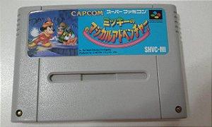 Game Para SNES / SFC - Magical Quest