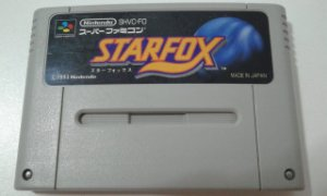 Game Para SNES / SFC - Star Fox