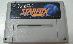 Game Para SNES / SFC - Star Fox