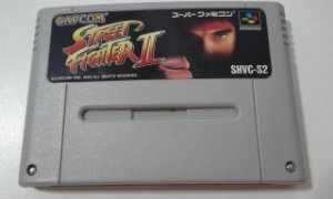 Game Para SNES / SFC - Street Fighter 2