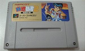 Game Para SNES / SFC - Yu Yu Hakusho 2
