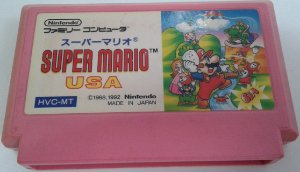 Game Para Famicom - Super Mario USA 2