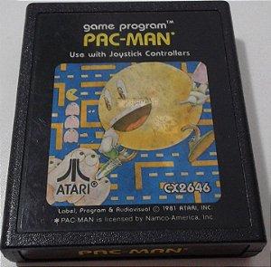 Game Para Atari - Pac-Man