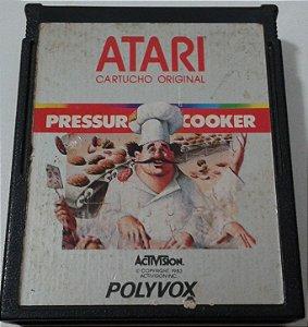 Game Para Atari - Pressure Cooker