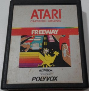 Game Para Atari - Freeway