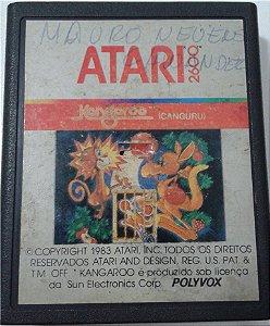 Game Para Atari - Kangaroo (Canguru)
