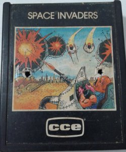 Game Para Atari - Space Invaders