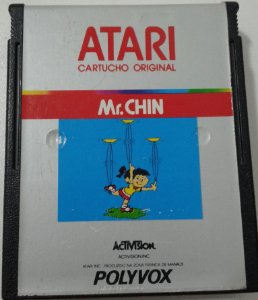 Game Para Atari - Mr. Chin