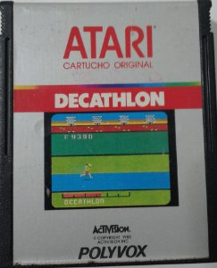 Game Para Atari - Decathlon